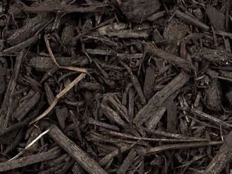 Brown Dye Mulch